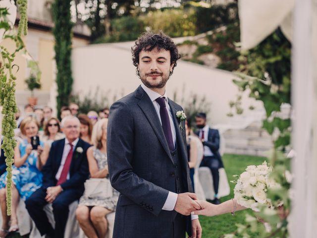 Il matrimonio di Niccolò e Emma a Peschiera del Garda, Verona 61
