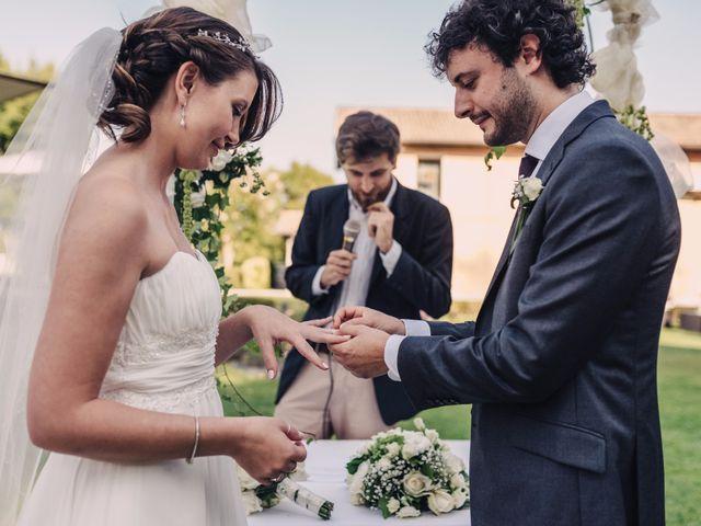 Il matrimonio di Niccolò e Emma a Peschiera del Garda, Verona 71