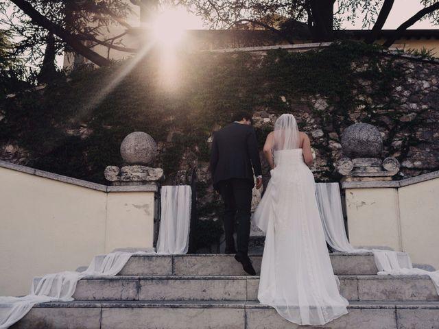 Il matrimonio di Niccolò e Emma a Peschiera del Garda, Verona 77