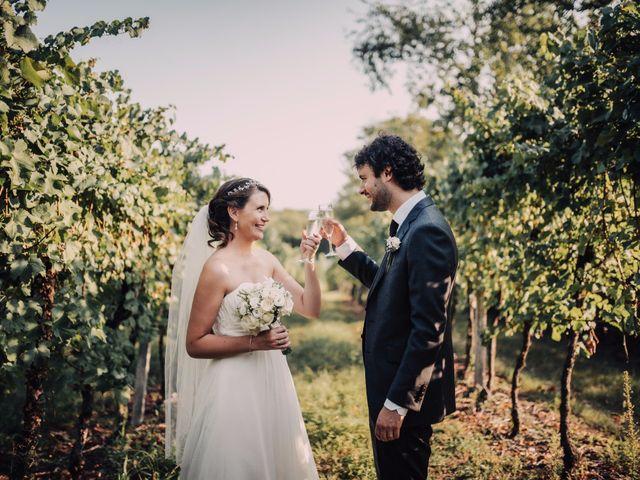 Il matrimonio di Niccolò e Emma a Peschiera del Garda, Verona 92