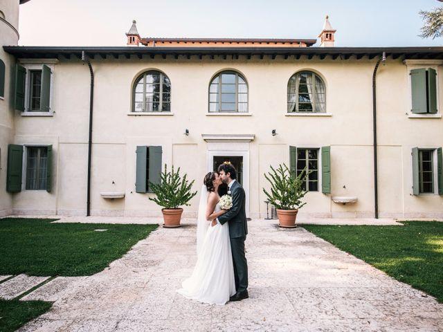 Il matrimonio di Niccolò e Emma a Peschiera del Garda, Verona 95
