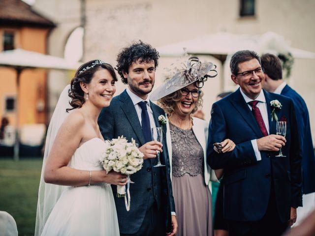 Il matrimonio di Niccolò e Emma a Peschiera del Garda, Verona 103