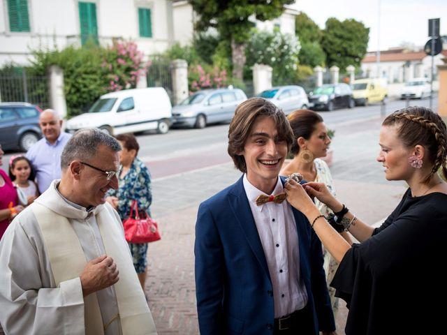 Il matrimonio di Emanuele e Marta a Gaiole in Chianti, Siena 6