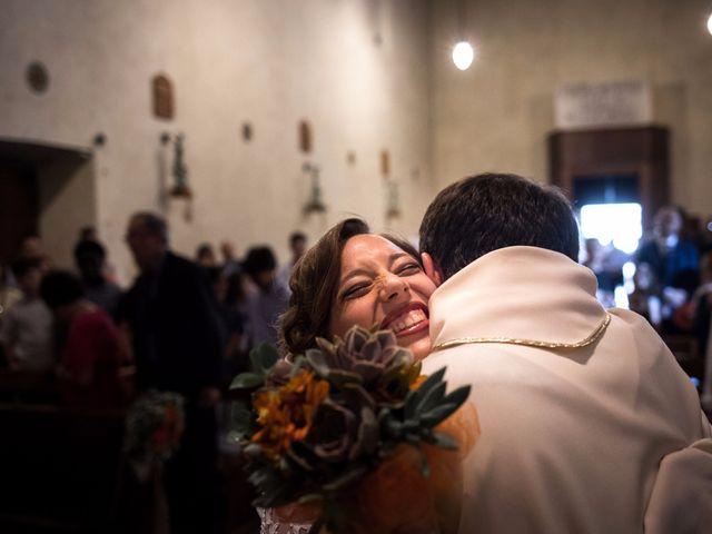 Il matrimonio di Emanuele e Marta a Gaiole in Chianti, Siena 7