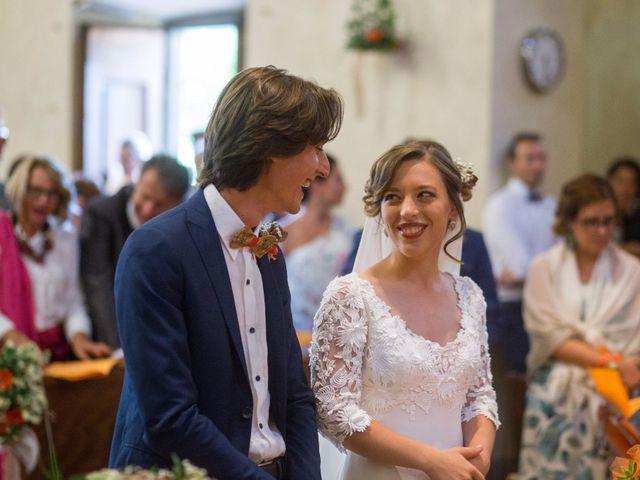 Il matrimonio di Emanuele e Marta a Gaiole in Chianti, Siena 8