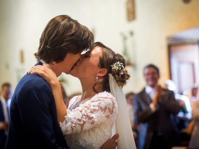 Il matrimonio di Emanuele e Marta a Gaiole in Chianti, Siena 13