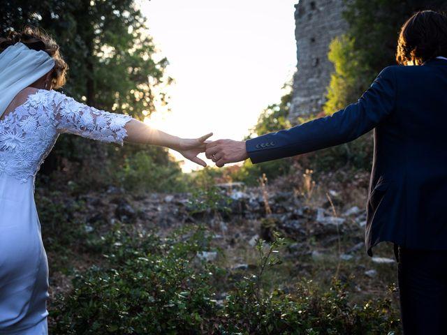 Il matrimonio di Emanuele e Marta a Gaiole in Chianti, Siena 19