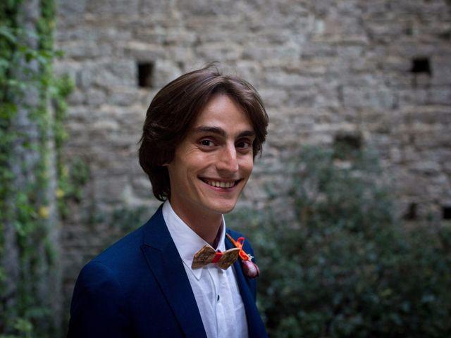 Il matrimonio di Emanuele e Marta a Gaiole in Chianti, Siena 20