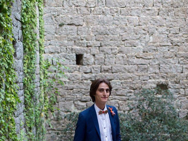 Il matrimonio di Emanuele e Marta a Gaiole in Chianti, Siena 22