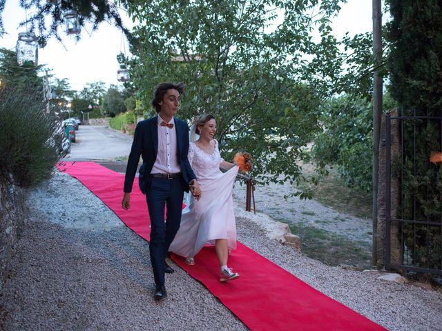 Il matrimonio di Emanuele e Marta a Gaiole in Chianti, Siena 24
