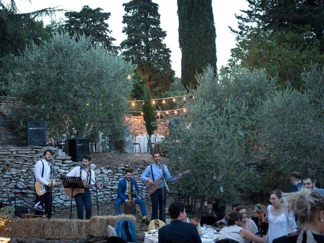 Il matrimonio di Emanuele e Marta a Gaiole in Chianti, Siena 29
