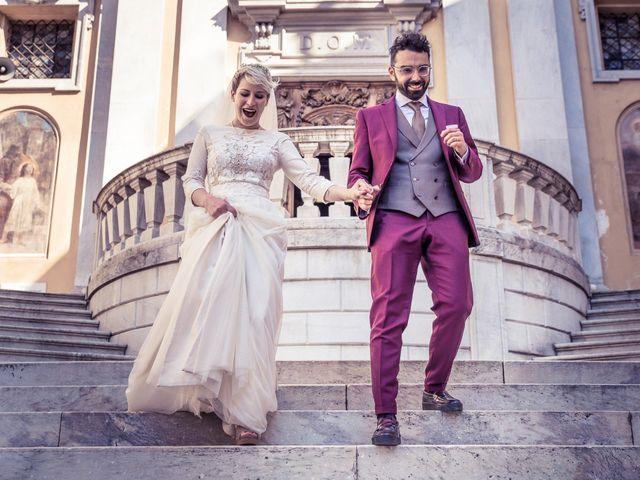 Il matrimonio di Leonardo e Jessica a Mondovì, Cuneo 1