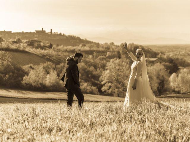 Il matrimonio di Leonardo e Jessica a Mondovì, Cuneo 8