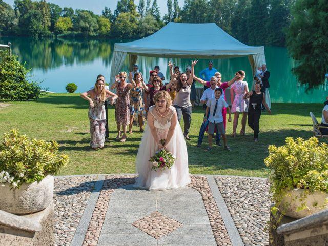 Il matrimonio di Andrea e Barbara a Milano, Milano 4