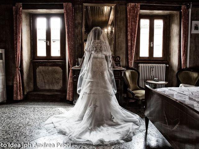 Il matrimonio di Ciro e Francesca a Como, Como 2
