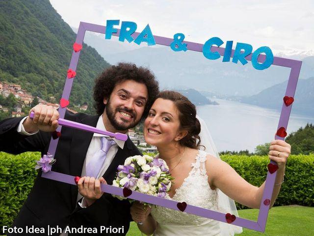 Il matrimonio di Ciro e Francesca a Como, Como 5