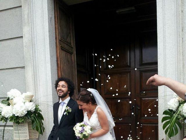 Il matrimonio di Ciro e Francesca a Como, Como 6