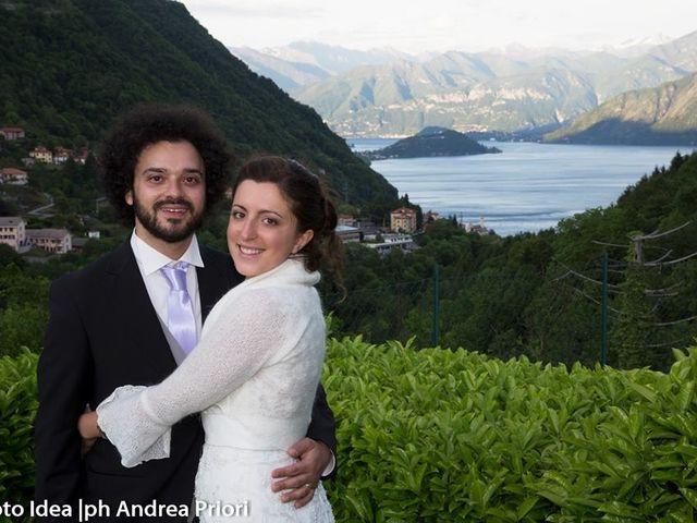 Il matrimonio di Ciro e Francesca a Como, Como 8