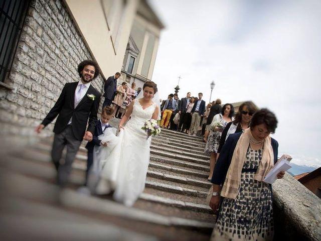 Il matrimonio di Ciro e Francesca a Como, Como 9