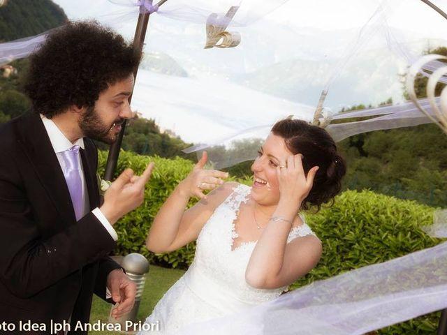 Il matrimonio di Ciro e Francesca a Como, Como 15