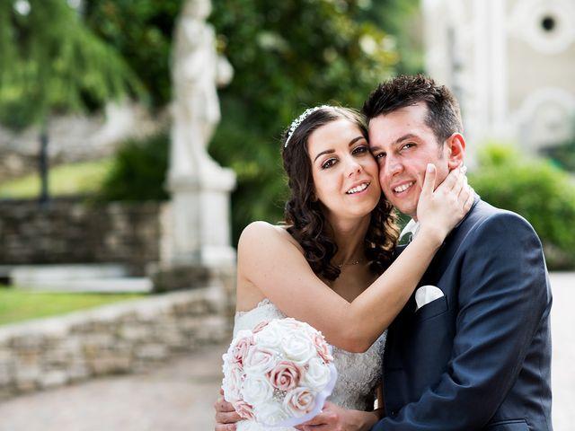 Le nozze di Jennifer e Nicola