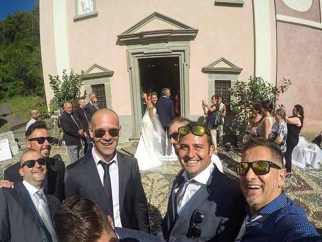 Il matrimonio di Frederic e Elisa a Sesta Godano, La Spezia 4
