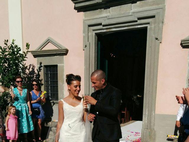 Il matrimonio di Frederic e Elisa a Sesta Godano, La Spezia 5