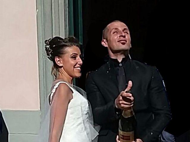Il matrimonio di Frederic e Elisa a Sesta Godano, La Spezia 6