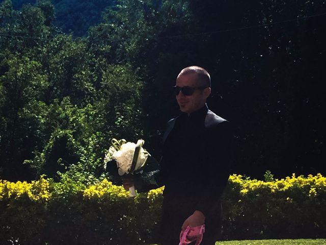 Il matrimonio di Frederic e Elisa a Sesta Godano, La Spezia 7