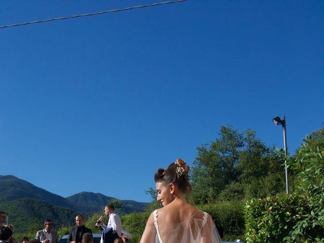 Il matrimonio di Frederic e Elisa a Sesta Godano, La Spezia 10