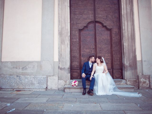 Il matrimonio di Angelo e Chiara a Erba, Como 9