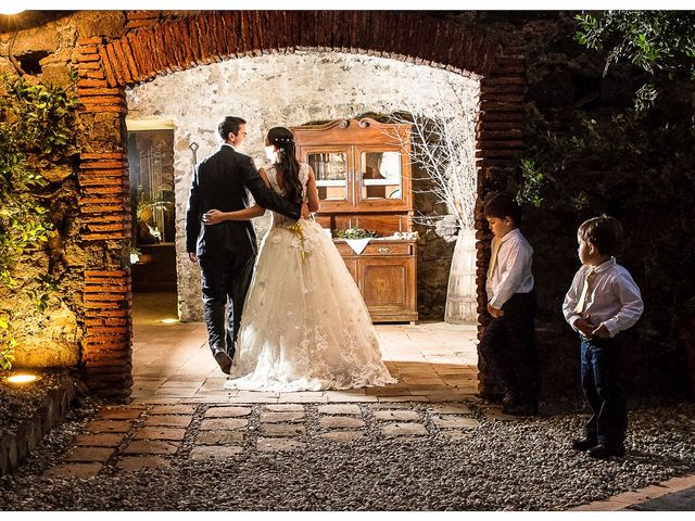 Il matrimonio di Jorge e Ada a Taormina, Messina 30
