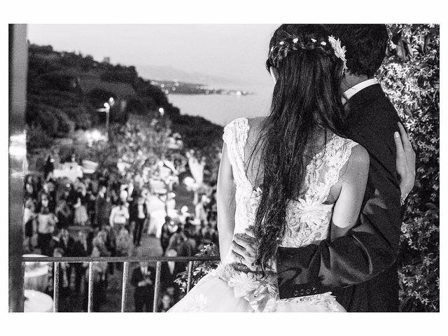 Il matrimonio di Jorge e Ada a Taormina, Messina 16
