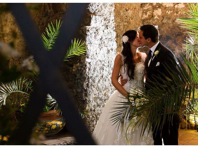 Il matrimonio di Jorge e Ada a Taormina, Messina 21
