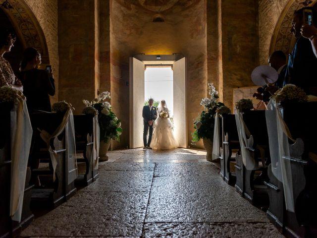 Il matrimonio di Mattia e Veronica a Verona, Verona 3