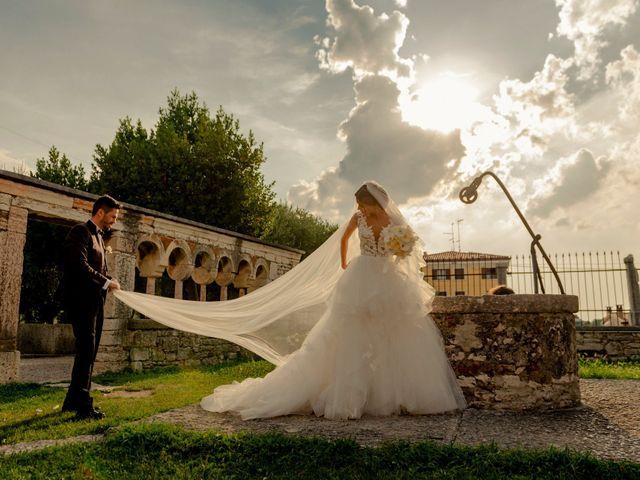 Il matrimonio di Mattia e Veronica a Verona, Verona 9