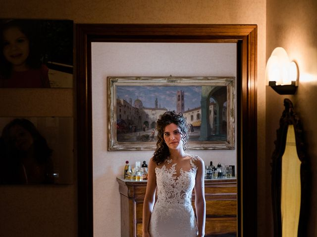 Il matrimonio di Mattia e Giulia a Corte Franca, Brescia 4