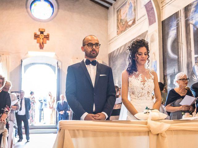 Il matrimonio di Mattia e Giulia a Corte Franca, Brescia 10