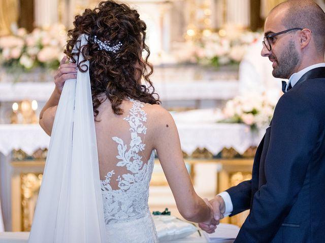 Il matrimonio di Mattia e Giulia a Corte Franca, Brescia 11