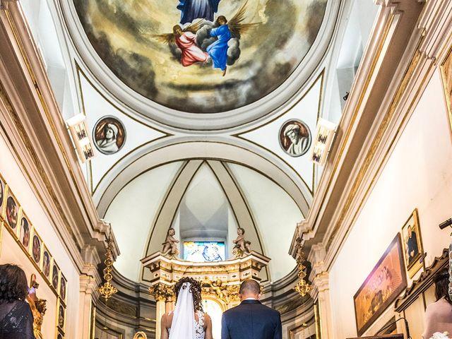 Il matrimonio di Mattia e Giulia a Corte Franca, Brescia 13
