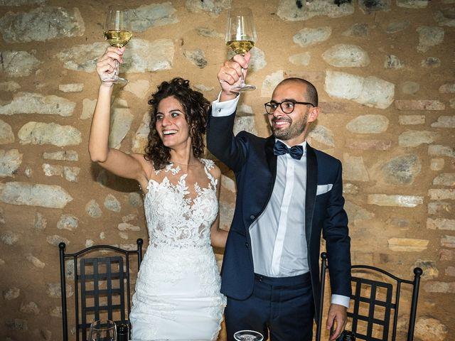 Il matrimonio di Mattia e Giulia a Corte Franca, Brescia 18