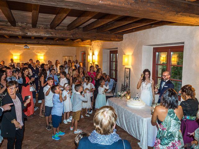 Il matrimonio di Mattia e Giulia a Corte Franca, Brescia 23