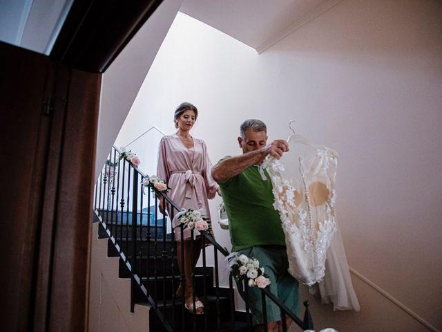 Il matrimonio di Daniele e Giusy a Valverde, Catania 6
