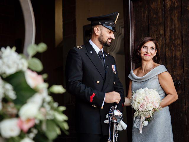Il matrimonio di Daniele e Giusy a Valverde, Catania 12