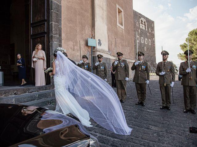 Il matrimonio di Daniele e Giusy a Valverde, Catania 13