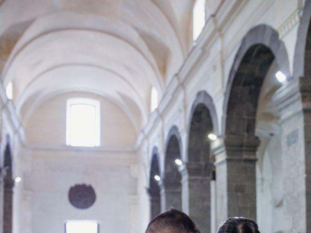 Il matrimonio di Daniele e Giusy a Valverde, Catania 14