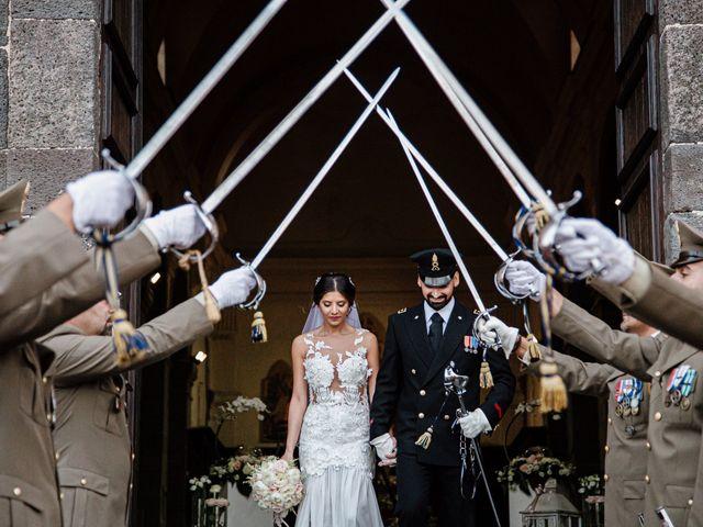 Il matrimonio di Daniele e Giusy a Valverde, Catania 16