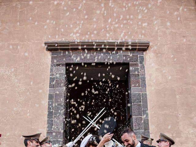 Il matrimonio di Daniele e Giusy a Valverde, Catania 18