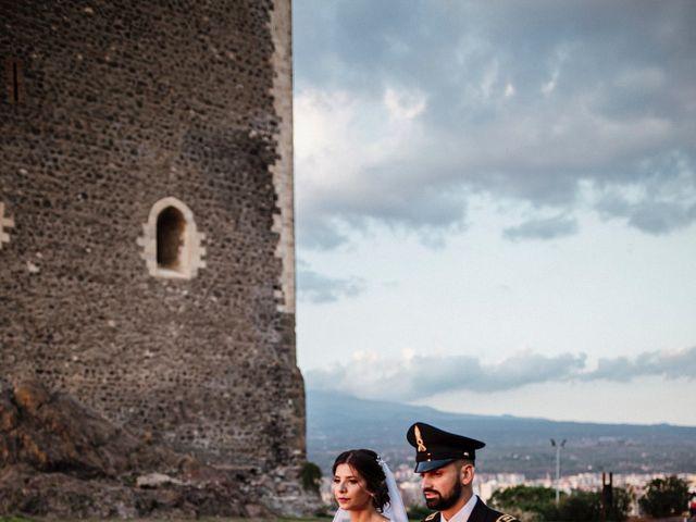 Il matrimonio di Daniele e Giusy a Valverde, Catania 20