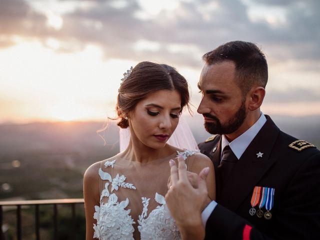 Il matrimonio di Daniele e Giusy a Valverde, Catania 24